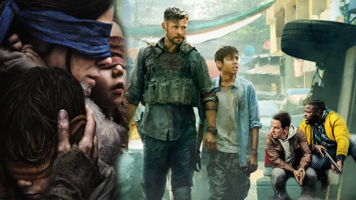 Top 10 films netflix