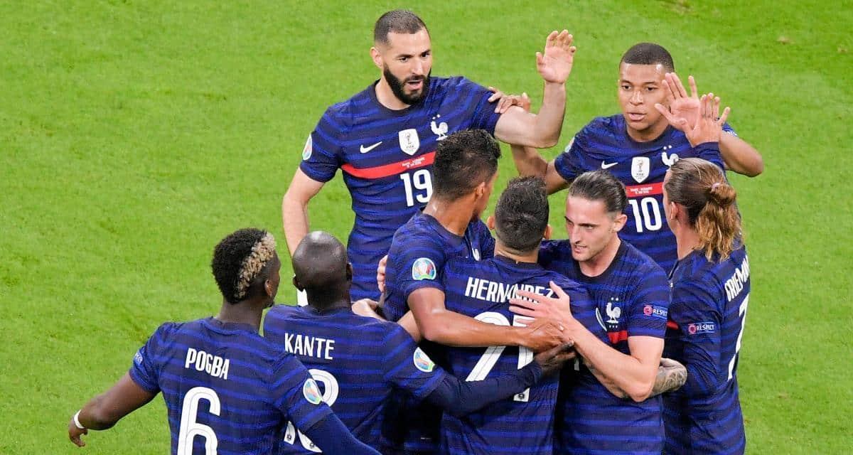 Euro 2020 : France Vs Allemagne M6