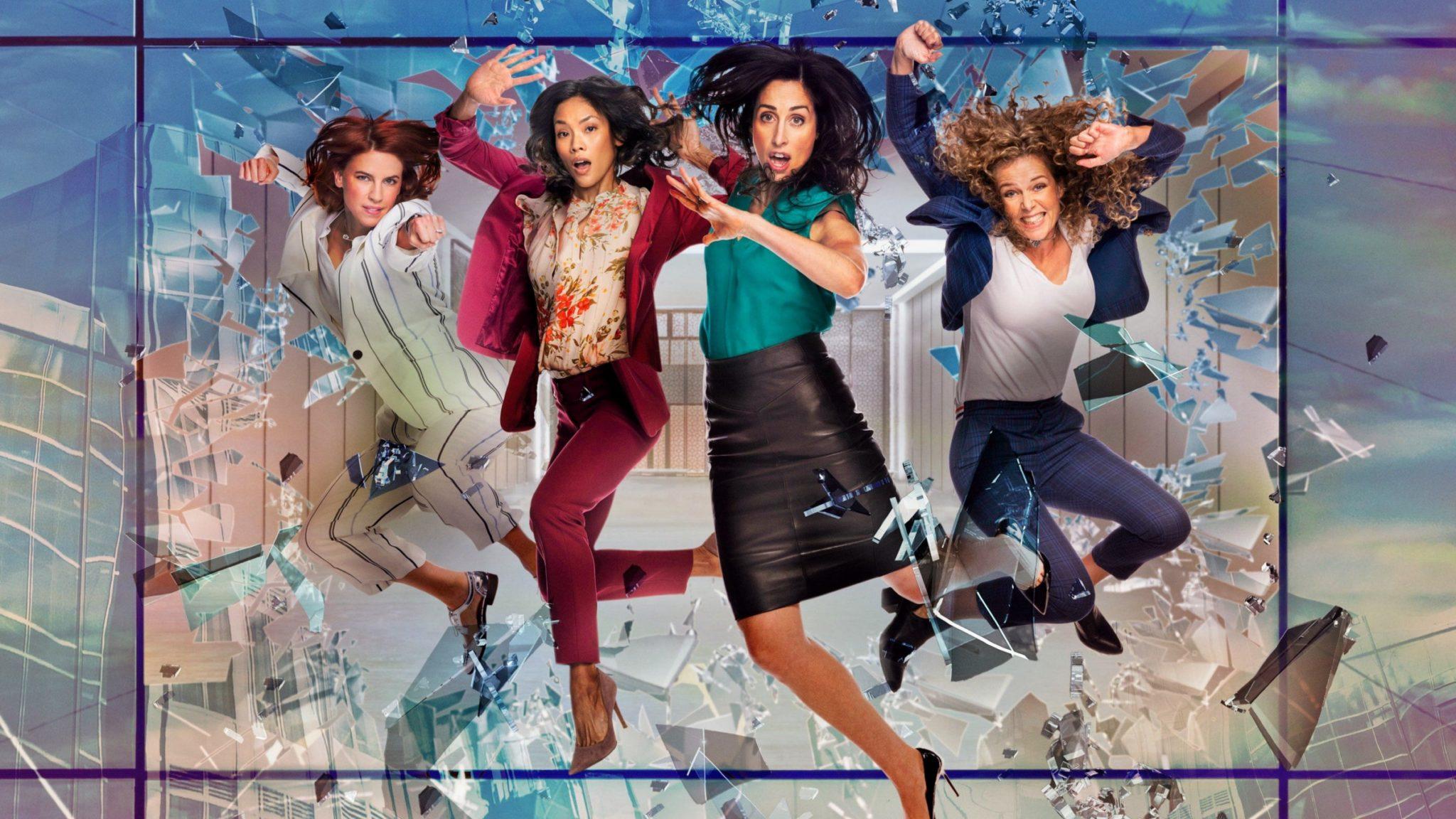 Workin'Moms saison 5 Netflix