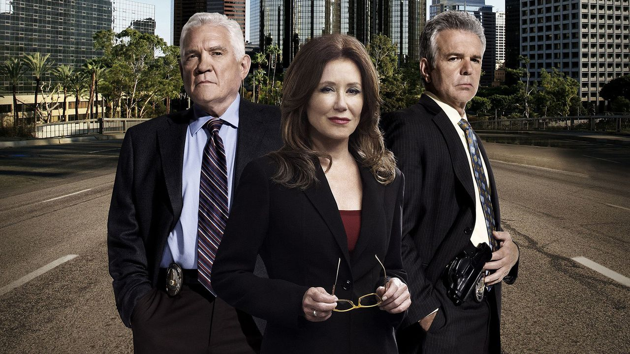 Major Crimes Saison 6 FRANCE 2