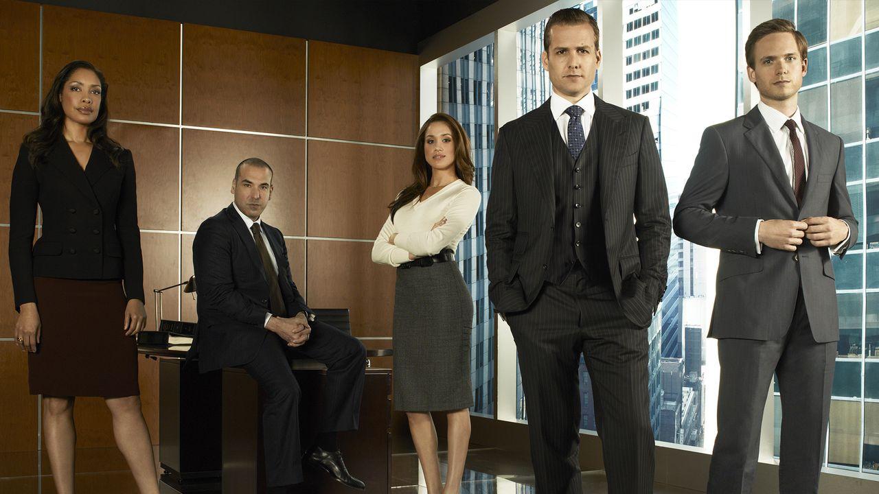 Suits saison 9 : avocats sur mesure