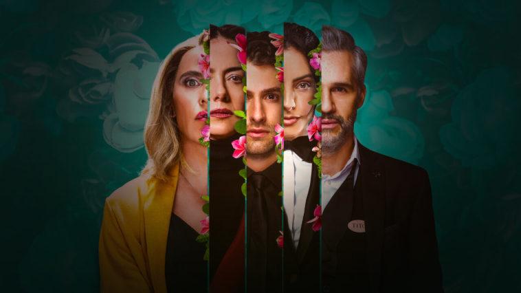 La Cas de Las Flores Le Film Netflix