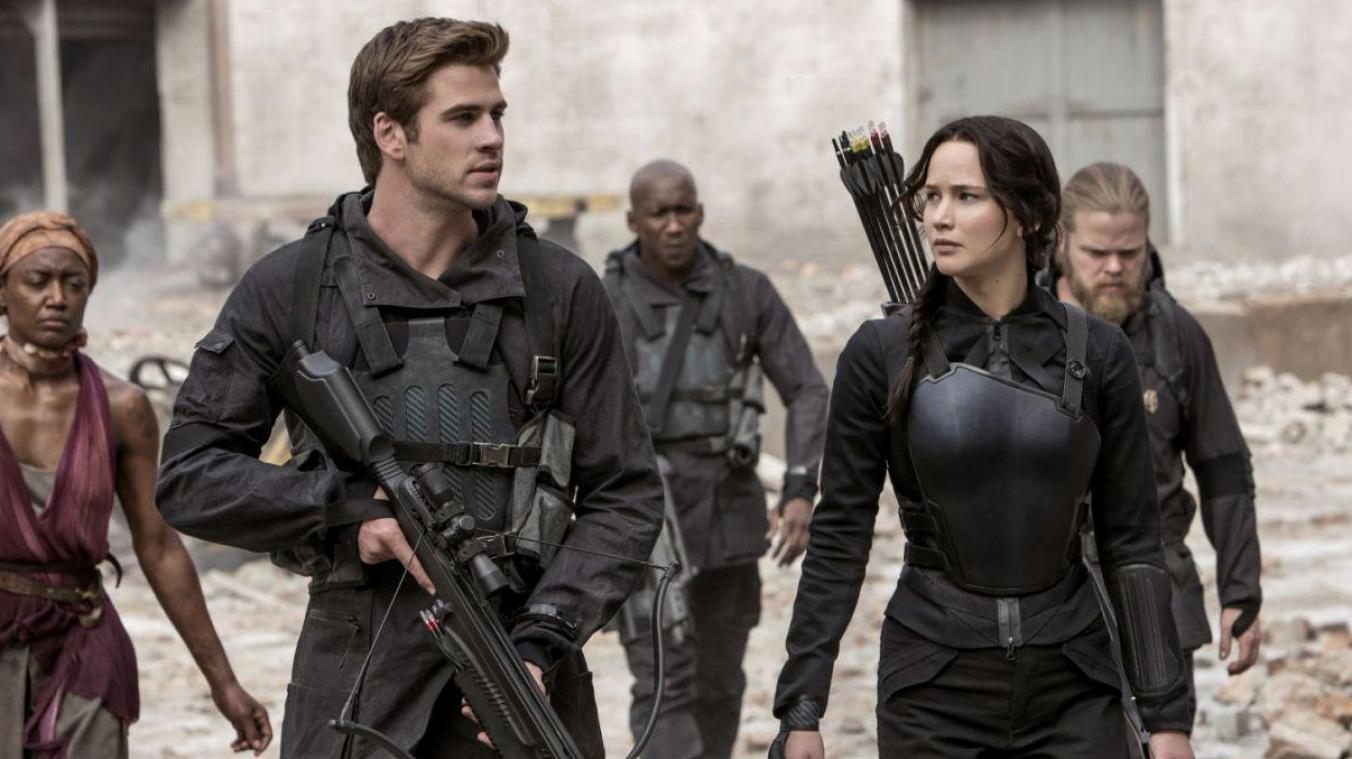 Hunger Games - Amazon Prime Video