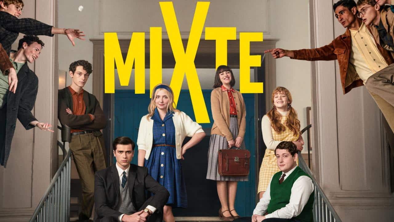 Mixte saison 1 Amazon Prime Video