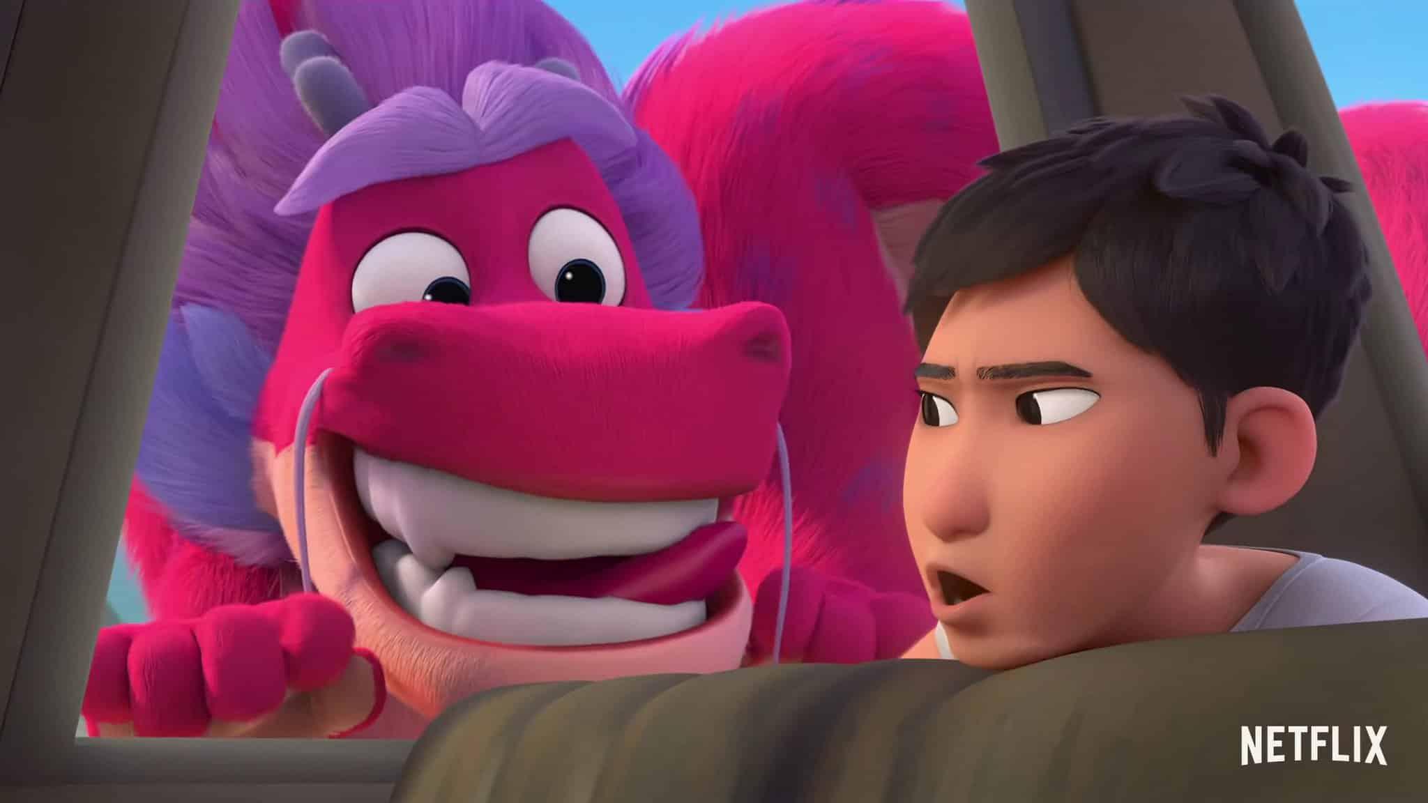 Le Dragon Génie - Netflix