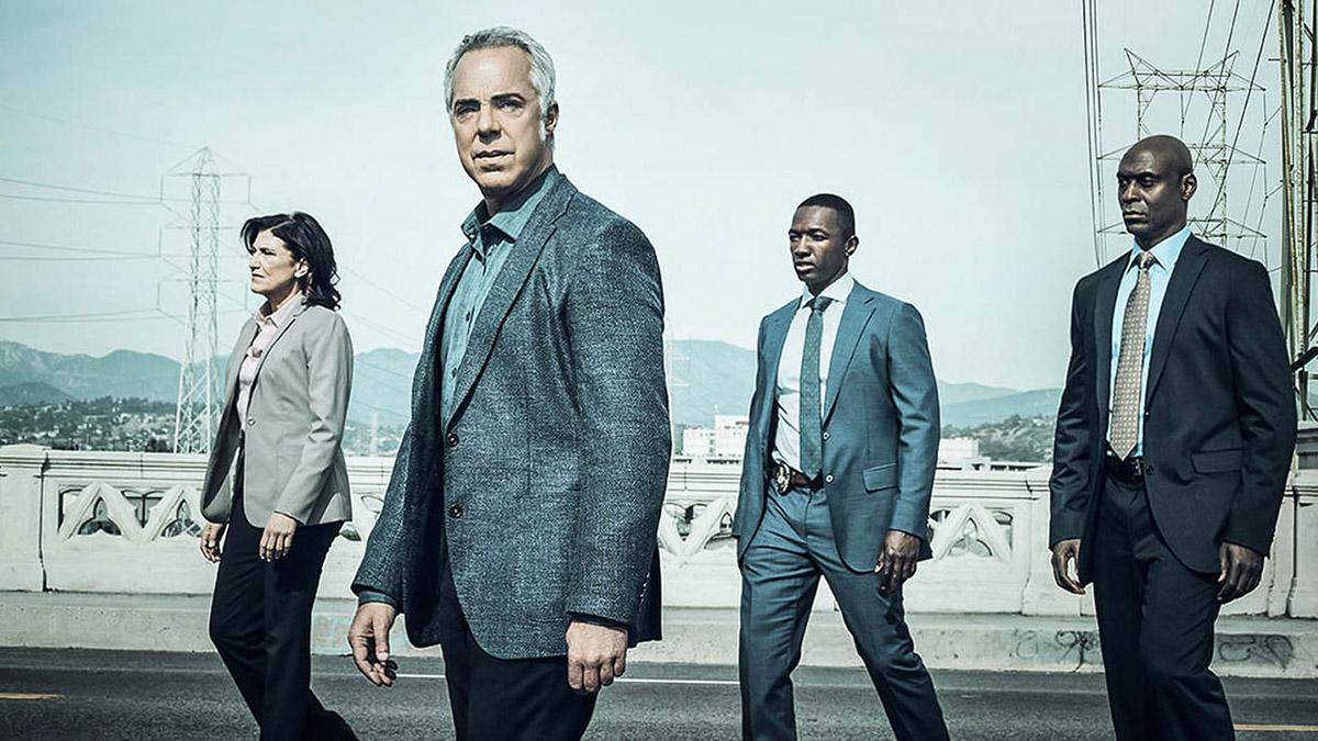 casting de la saison 7 de Bosch