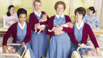 Call the Midwife est inspirée d'une histoire vraie