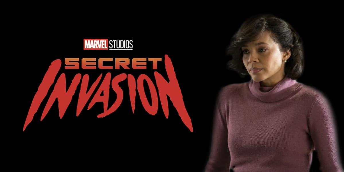Carmen Ejogo dans la série Marvel Secret Invasion