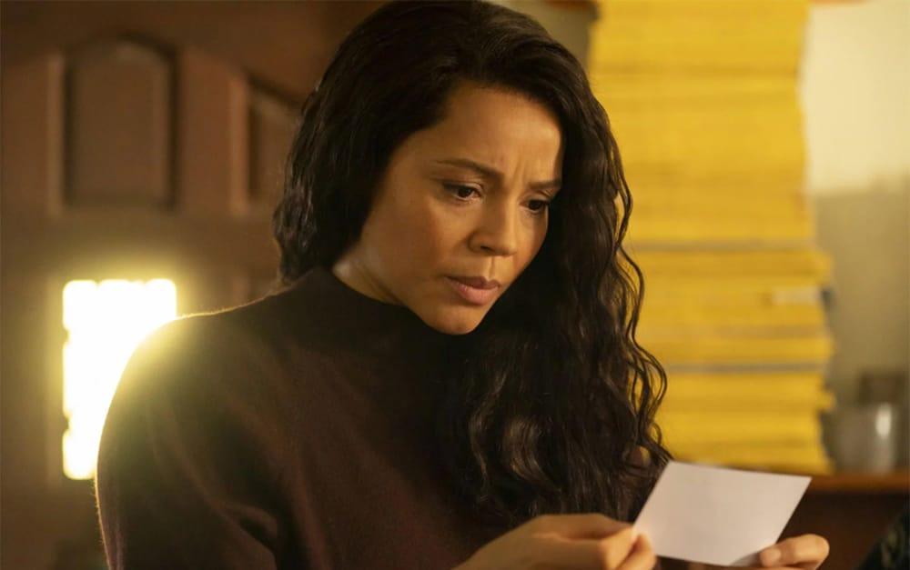Carmen Ejogo, actrice de True Detective