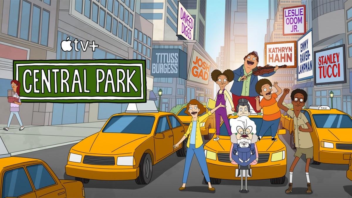 Central Park saison 2 Apple TV+