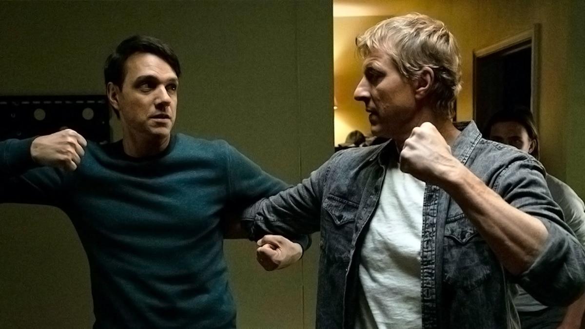 Johnny et Daniel font devoir faire alliance dans la saison 4 de Cobra Kai