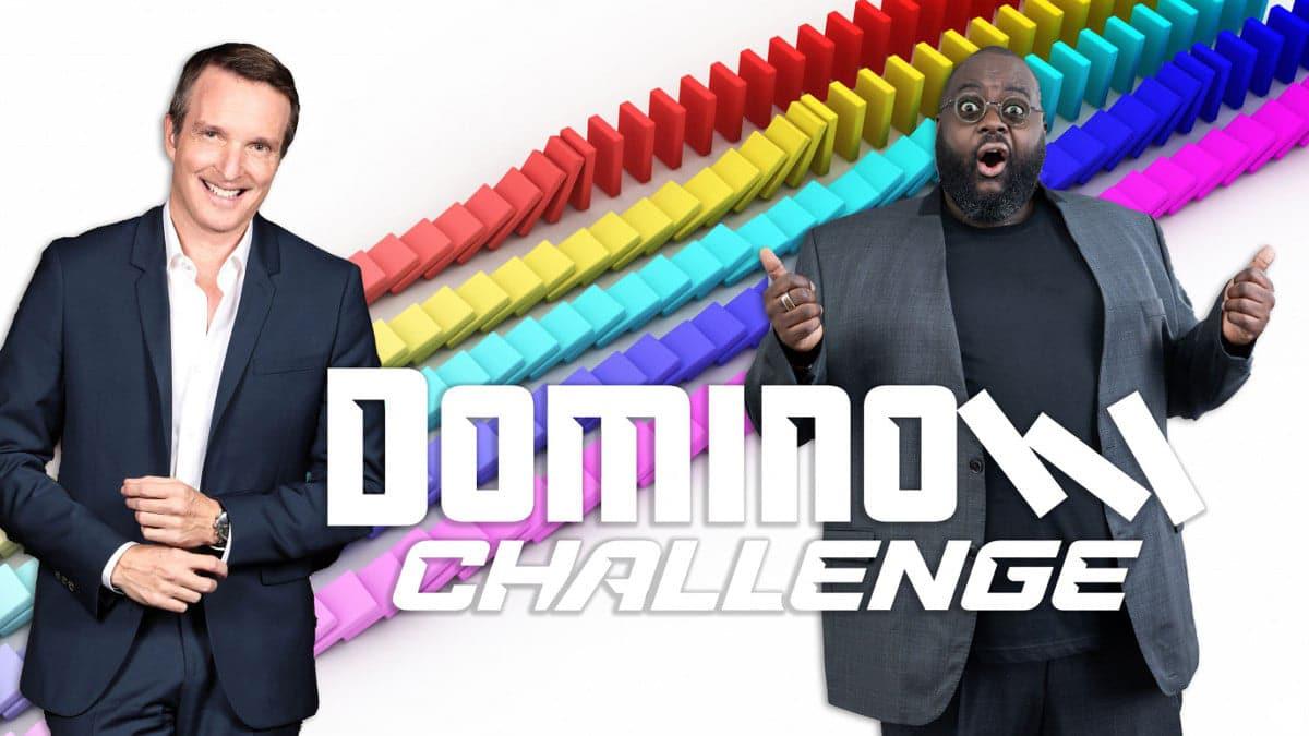 Domino Challenge sur M6