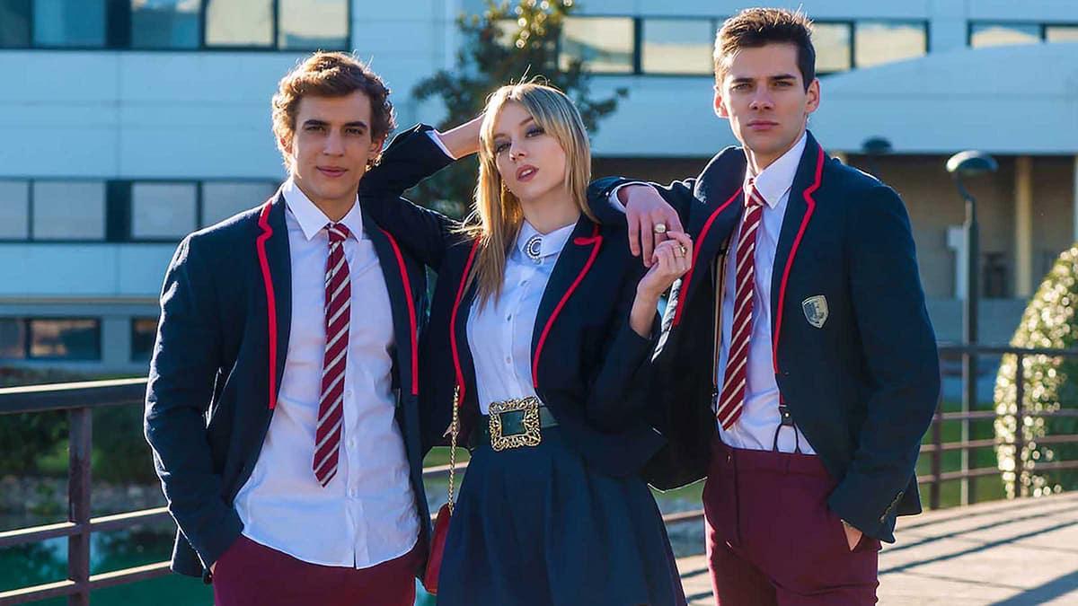 Las Encinas est-il un vrai lycée dans Elite ?