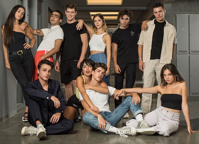 casting de Elite saison 5