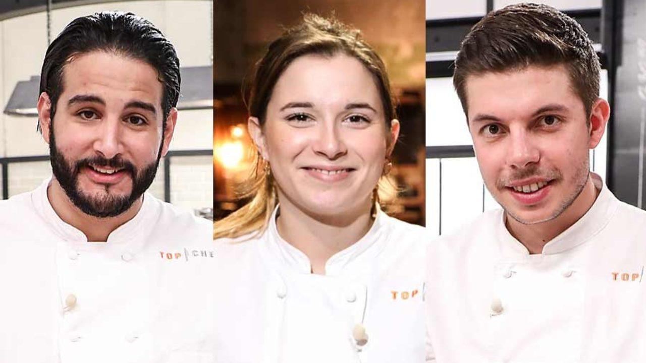Top Chef 2021 demi-finale M6