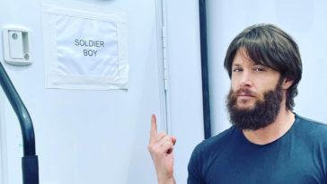 Jensen Ackles incarne Soldier Boy dans The Boys saison 3