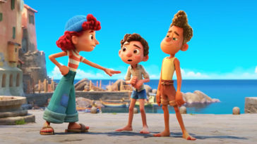 Luca, le nouveau film d'animation Disney plus Pixar