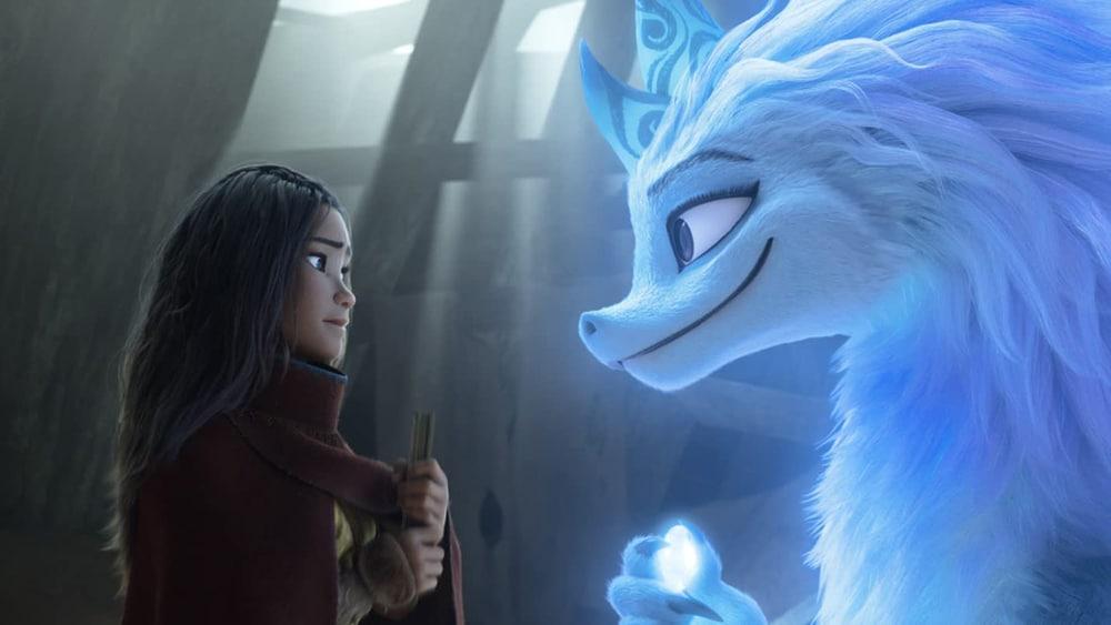 La confiance au centre de raya et le dernier dragon