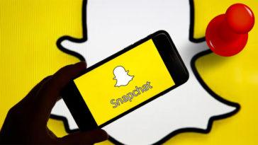 épingler une conversation sur Snapchat