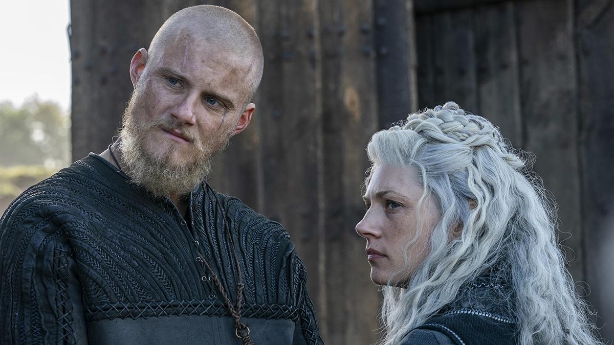 Vikings saison 6 partie 1