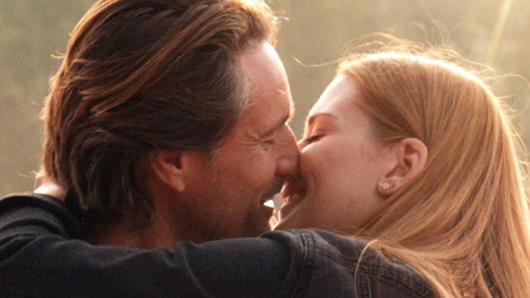 Jack et Mel dans Virgin River saison 3