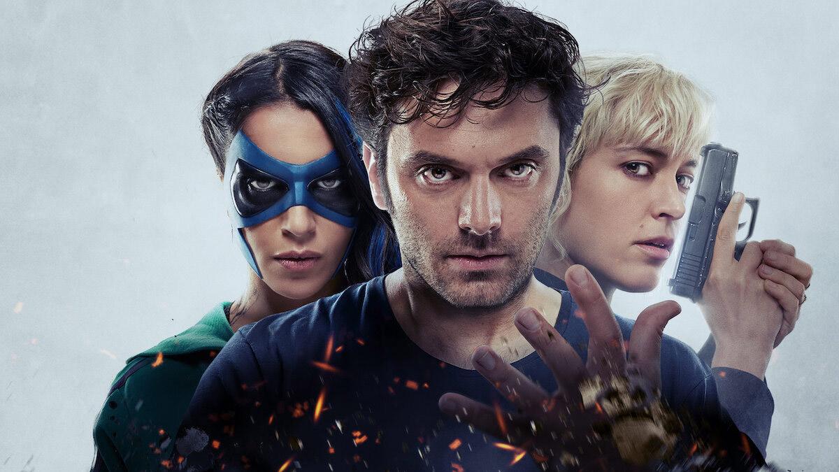 film Comment je suis devenu super héros sur Netflix