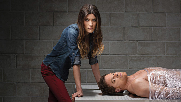 Dexter, Debra incarnée par Jenifer Carpenter