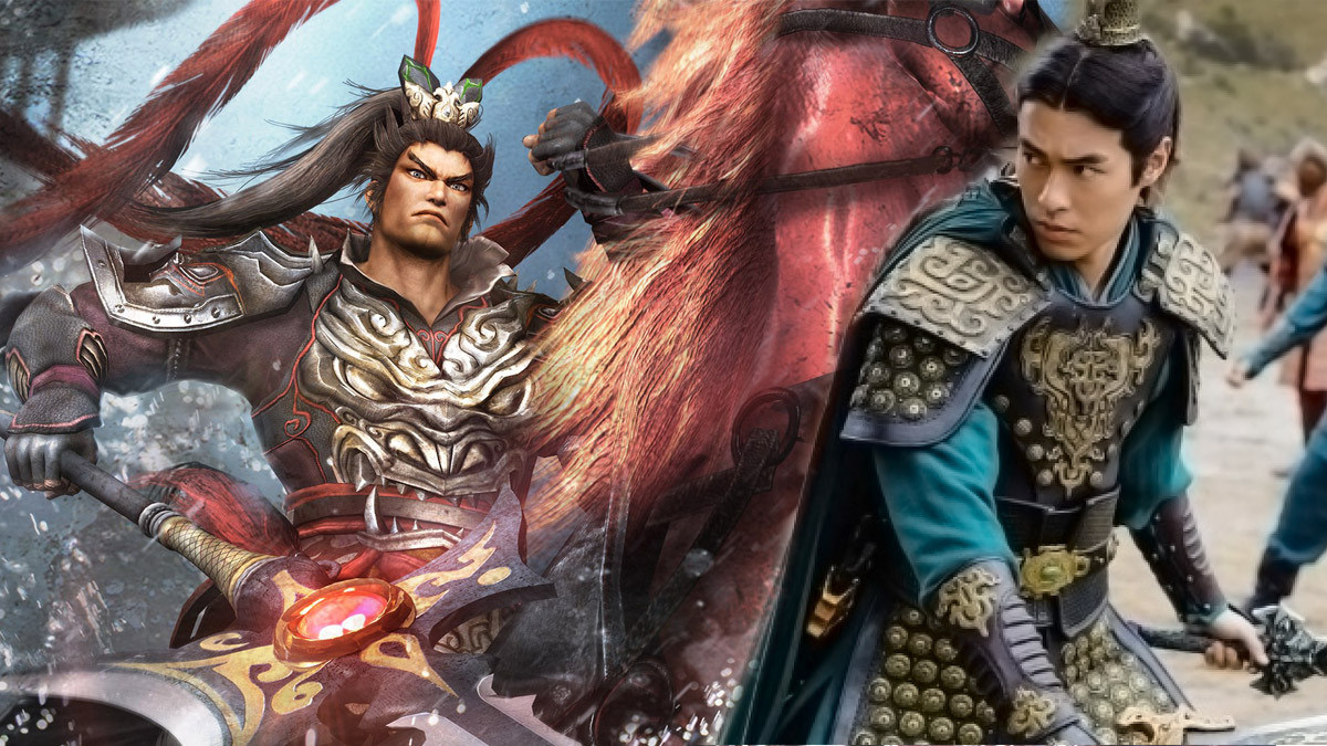 Difference between Dynasty Warriors video games and Netflix movie
