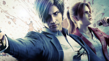 Resident Evil Infinite Darkness, anime en CGI de Netflix