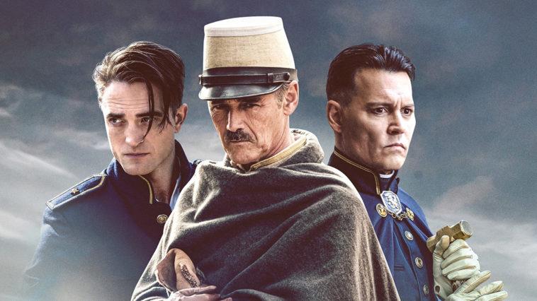 Waiting for the barbarians avec Mark Rylance, Johnny Depp et Robert Pattinson
