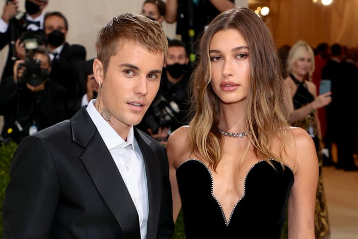 Justin and Hailey Bieber