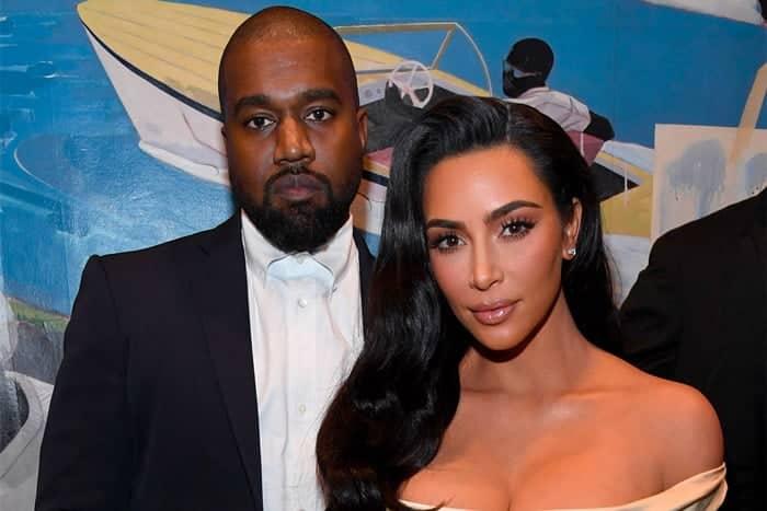 Kanye West and et Kardashian