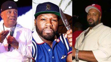 Russell Simmons se souvient quand 50 Cent a vérifié Suge Knight avec un Uzi