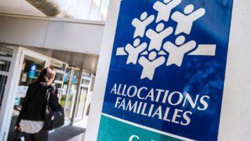 caf allocations familiales