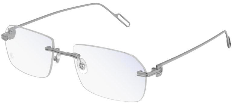 lunettes cartier portées par Freeze Corleone