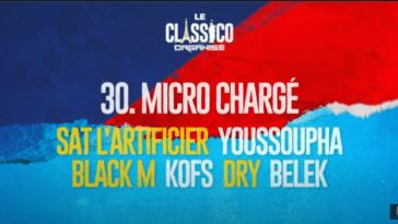 micro chargé classico organisé